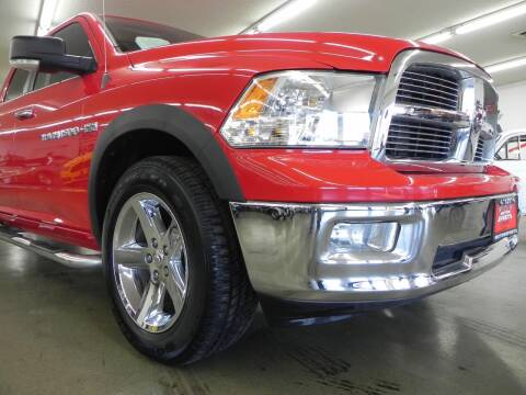 2011 RAM Ram Pickup 1500 for sale at 121 Motorsports in Mt. Zion IL