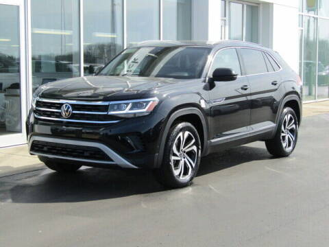 2021 Volkswagen Atlas Cross Sport for sale at Brunswick Auto Mart in Brunswick OH