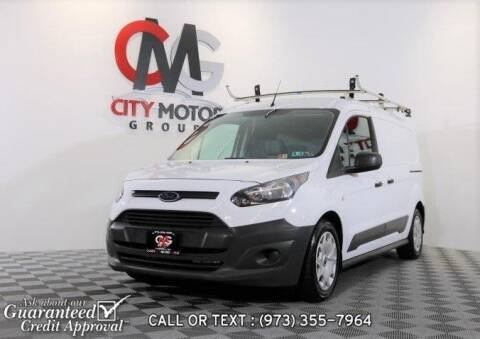 2017 Ford Transit Connect Cargo for sale at City Motor Group, Inc. in Wanaque NJ