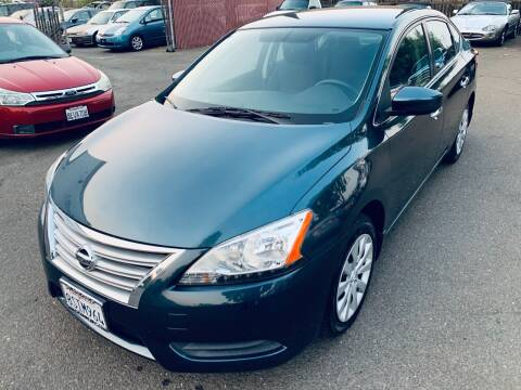 2014 Nissan Sentra for sale at C. H. Auto Sales in Citrus Heights CA