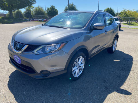 2019 Nissan Rogue Sport for sale at Steve Johnson Auto World in West Jefferson NC
