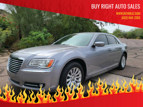 2013 Chrysler 300 for sale at BUY RIGHT AUTO SALES 2 in Phoenix AZ