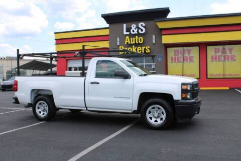 2015 Chevrolet Silverado 1500 for sale at L & S AUTO BROKERS in Fredericksburg VA