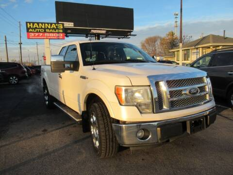 2010 Ford F-150 for sale at Hanna's Auto Sales in Indianapolis IN