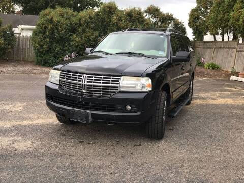 2008 Lincoln Navigator for sale at Elwan Motors in West Long Branch NJ