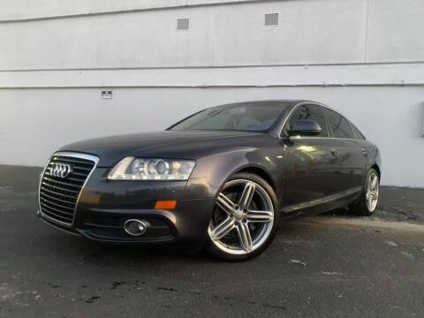2011 Audi A6 for sale at FALCON AUTO BROKERS LLC in Orlando FL