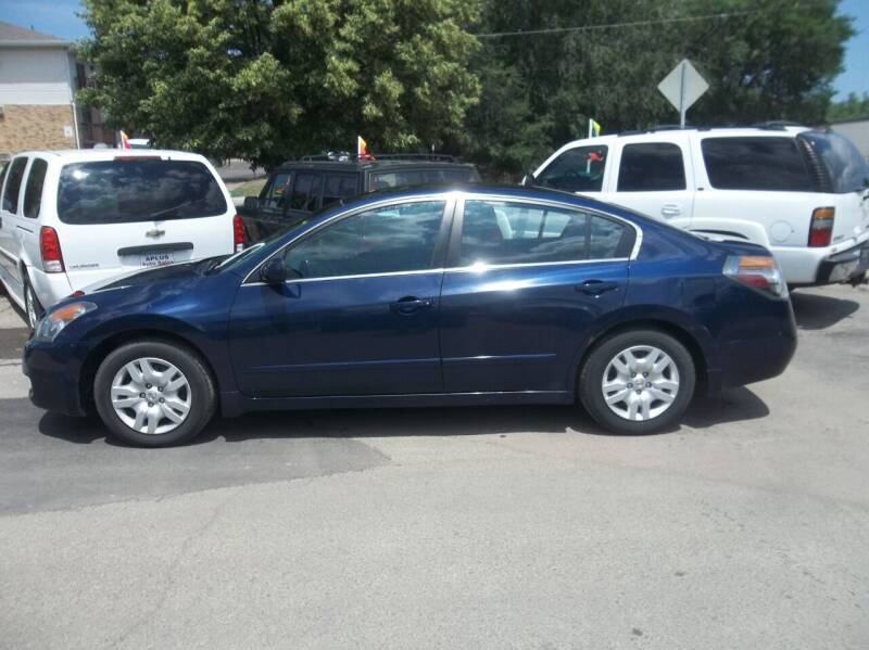 2009 Nissan Altima for sale at A Plus Auto Sales in Sioux Falls SD