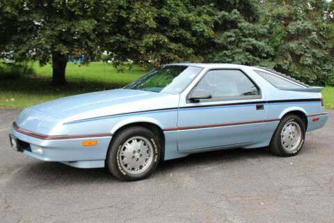 1987 Dodge Daytona for sale at Great Lakes Classic Cars & Detail Shop in Hilton NY
