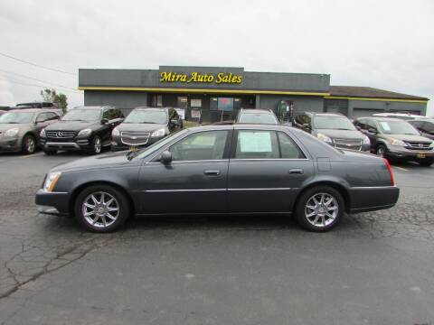 2010 Cadillac DTS for sale at MIRA AUTO SALES in Cincinnati OH