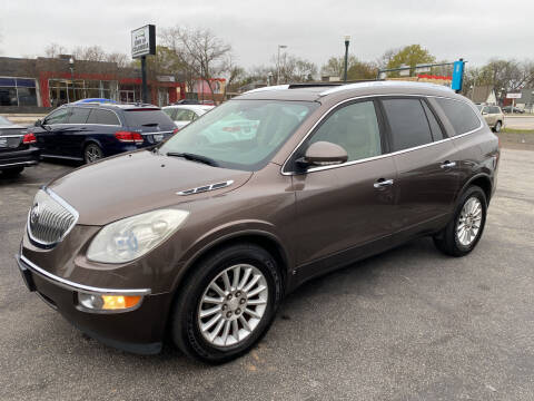 2009 Buick Enclave for sale at BWK of Columbia in Columbia SC