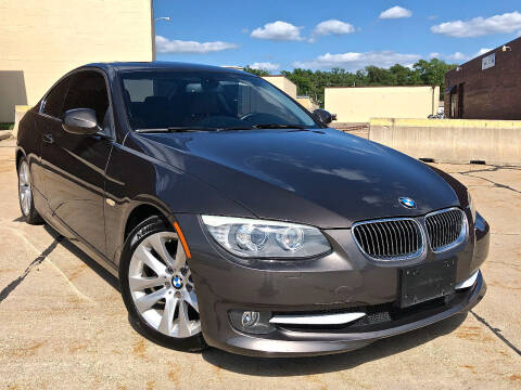 2011 BMW 3 Series for sale at Effect Auto Center in Omaha NE