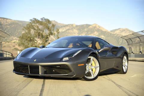2016 Ferrari 488 GTB for sale at Milpas Motors in Santa Barbara CA