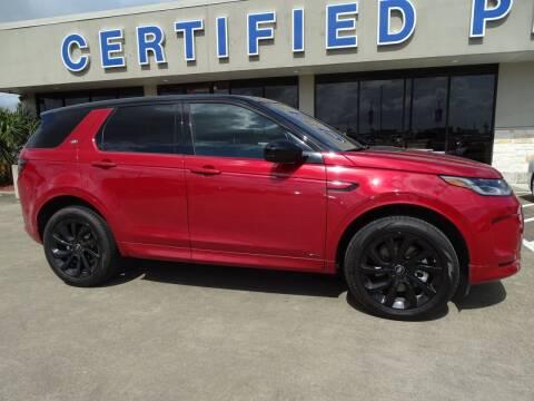 2020 Land Rover Discovery Sport for sale at Mac Haik Ford Pasadena in Pasadena TX
