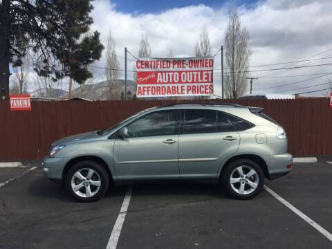 2007 Lexus RX 350 for sale at Flagstaff Auto Outlet in Flagstaff AZ
