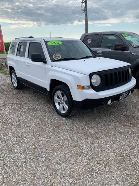 2012 Jeep Patriot for sale at Drive in Leachville AR