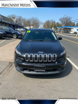 2014 Jeep Cherokee for sale at Manchester Motors in Manchester CT