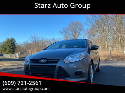 2014 Ford Focus for sale at Starz Auto Group in Delran NJ