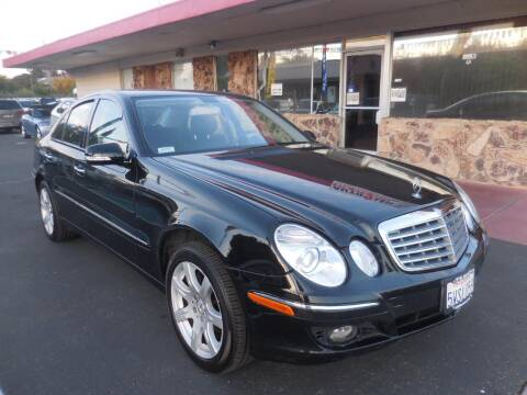 2007 Mercedes-Benz E-Class for sale at Auto 4 Less in Fremont CA