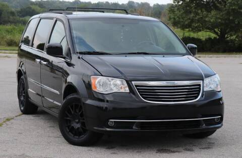 2012 Chrysler Town and Country for sale at Big O Auto LLC in Omaha NE