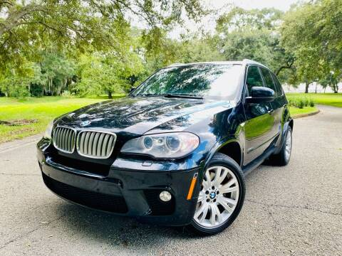 2013 BMW X5 for sale at FLORIDA MIDO MOTORS INC in Tampa FL