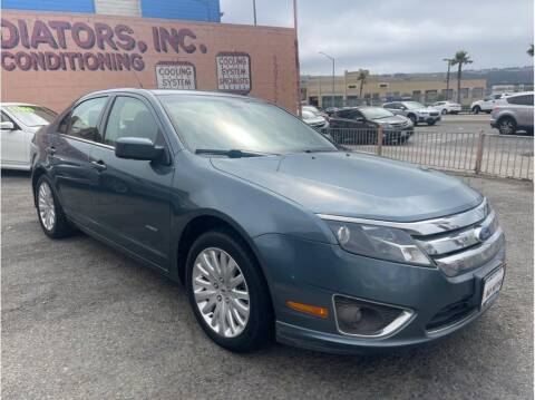 2011 Ford Fusion Hybrid for sale at SF Bay Motors in Daly City CA