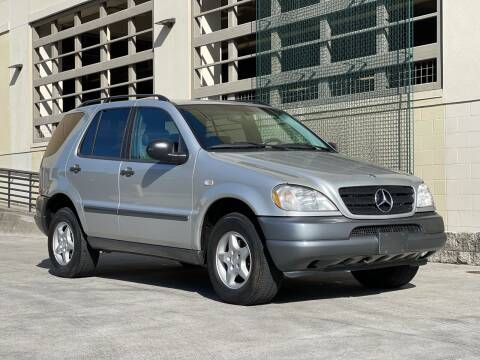 1998 Mercedes-Benz M-Class for sale at LANCASTER AUTO GROUP in Portland OR