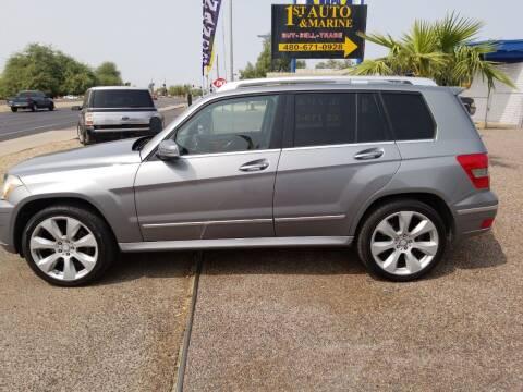2011 Mercedes-Benz GLK for sale at 1ST AUTO & MARINE in Apache Junction AZ