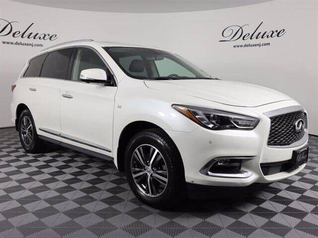 2017 Infiniti QX60 for sale at DeluxeNJ.com in Linden NJ