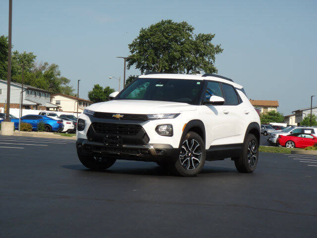 2022 Chevrolet TrailBlazer for sale at Jack Schmitt Chevrolet Wood River in Wood River IL