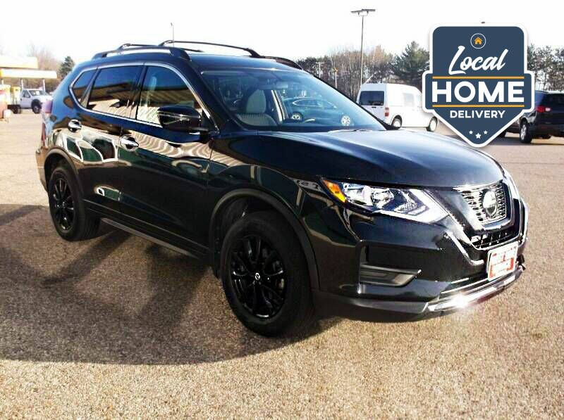 2018 Nissan Rogue for sale at West Side Service in Auburndale WI