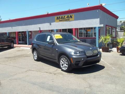 2013 BMW X5 for sale at Atayas Motors INC #1 in Sacramento CA