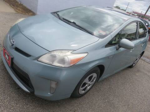 2012 Toyota Prius for sale at US Auto in Pennsauken NJ