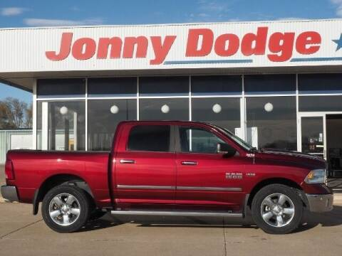 2018 RAM Ram Pickup 1500 for sale at Jonny Dodge Chrysler Jeep in Neligh NE