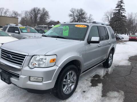 2010 Ford Explorer for sale at River Motors in Portage WI