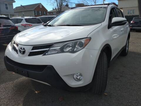 2013 Toyota RAV4 for sale at Choice Motor Group in Lawrence MA