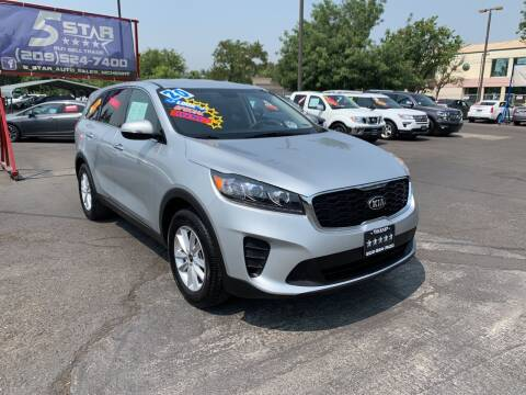 2020 Kia Sorento for sale at 5 Star Auto Sales in Modesto CA