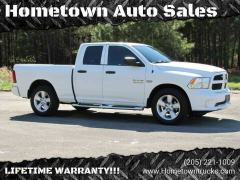2015 RAM Ram Pickup 1500 for sale at Hometown Auto Sales - Trucks in Jasper AL