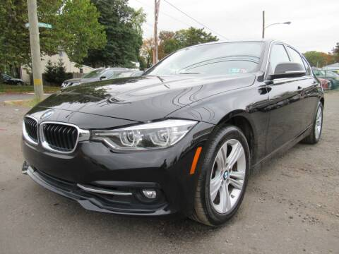2018 BMW 3 Series for sale at PRESTIGE IMPORT AUTO SALES in Morrisville PA