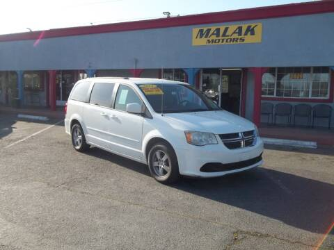 2011 Dodge Grand Caravan for sale at Atayas Motors INC #1 in Sacramento CA