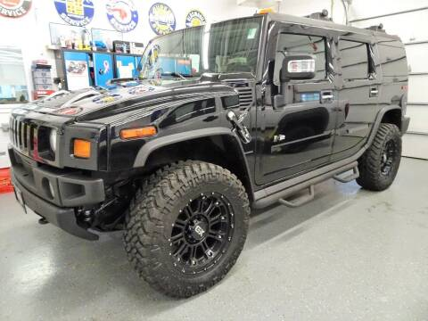 2005 HUMMER H2 for sale at Great Lakes Classic Cars in Hilton NY
