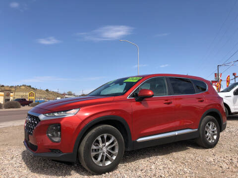 2020 Hyundai Santa Fe for sale at 1st Quality Motors LLC in Gallup NM