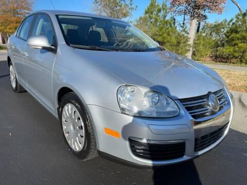 2008 Volkswagen Jetta for sale at LA 12 Motors in Durham NC
