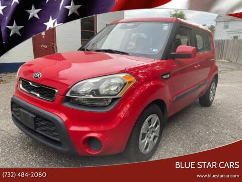 2013 Kia Soul for sale at Blue Star Cars in Jamesburg NJ