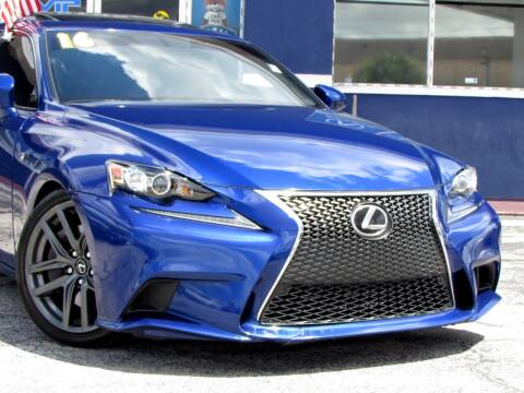 2016 Lexus IS 200t for sale at Orlando Auto Connect in Orlando FL