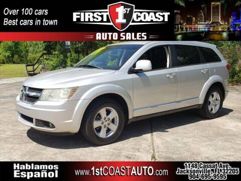 2010 Dodge Journey for sale at 1st Coast Auto -Cassat Avenue in Jacksonville FL
