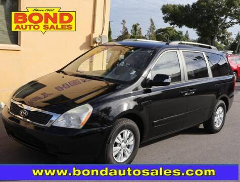 2012 Kia Sedona for sale at Bond Auto Sales in St Petersburg FL