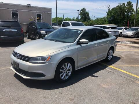 2011 Volkswagen Jetta for sale at Saipan Auto Sales in Houston TX