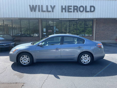 2012 Nissan Altima for sale at Willy Herold Automotive in Columbus GA