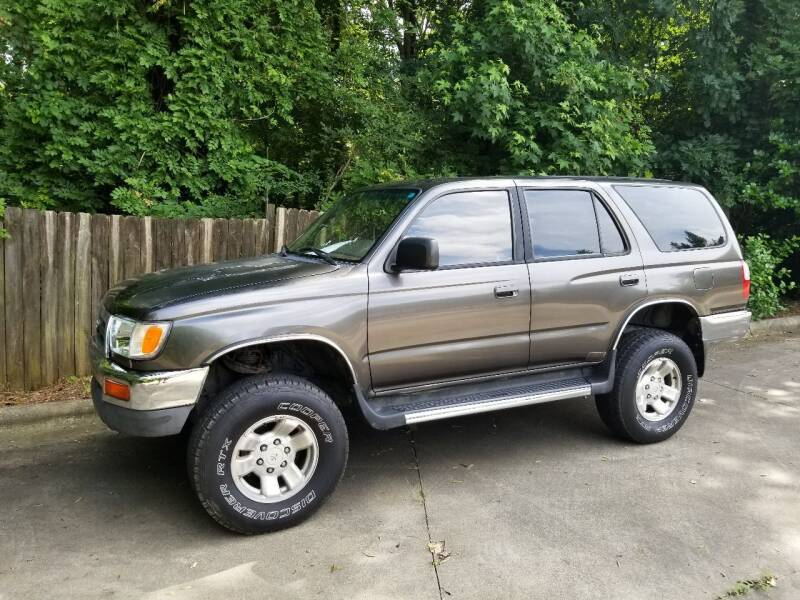 1997 Toyota 4Runner for sale at Hollingsworth Auto Sales in Wake Forest NC