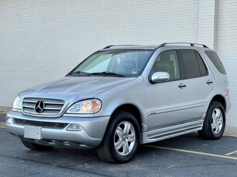 2005 Mercedes-Benz M-Class for sale at Carland Auto Sales INC. in Portsmouth VA